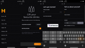 How to Order Alcoholic Drinks Online using Hipbar App?