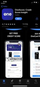 How to get OneCard Metal Credit Card with OneScore?