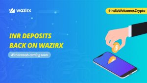 WazirX: Best Apps for Buying & Selling Bitcoins in India