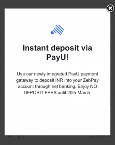 Zebpay: Best Apps for Buying & Selling Bitcoins in India