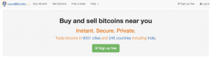 LocalBitcoins: Best Apps for Buying & Selling Bitcoins in India