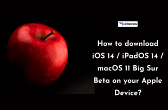 How to download iOS 14 / iPadOS 14 / macOS 11 Big Sur Beta on your Apple Device?