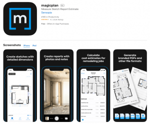 MagicPlan: The Best Moving Apps For Home Movers