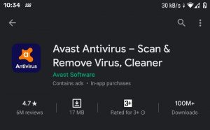 Best Free Antivirus Apps for Android