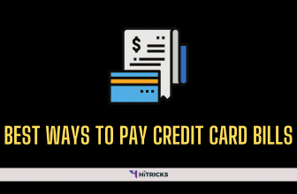 Best Ways To Pay Credit Card Bills In India