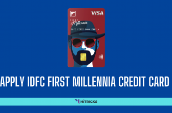 How to Apply for IDFC First Millennia Lifetime Free Credit Card?