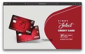 How to Apply for IDFC First Select Lifetime Free Credit Card?