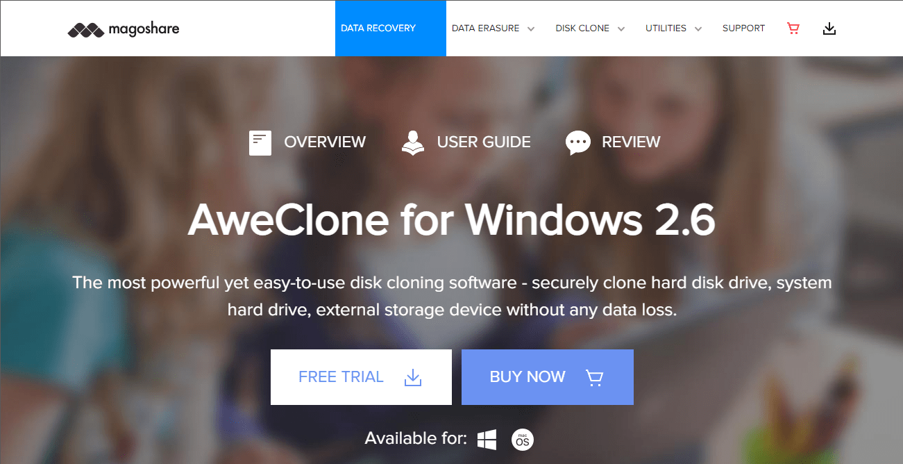 About AweClone