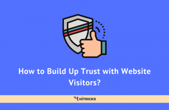 How to Build Up Trust with Website Visitors?