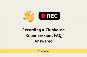 Recording a Clubhouse Room Session: FAQ Answered